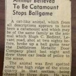 Jamestown Post Journal August 19, 1946 Part 1 of 3