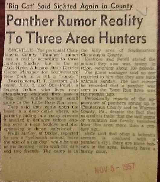 Jamestown Post Journal November 5, 1946