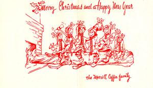 1965 Christmas Card