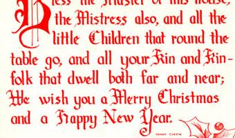 1964 Christmas Cards