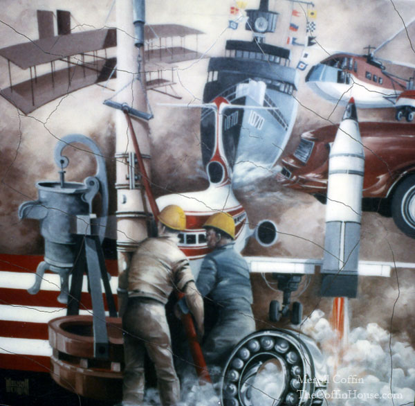 Labor Painting