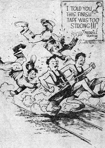 Merrill Coffin Cartoon