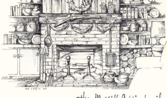 1968 Christmas Card