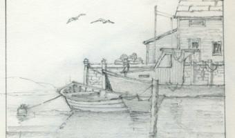 James C Sketch
