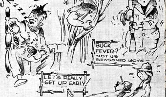 1956 Deer Season
