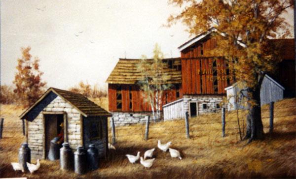 Grandma's Milkhouse