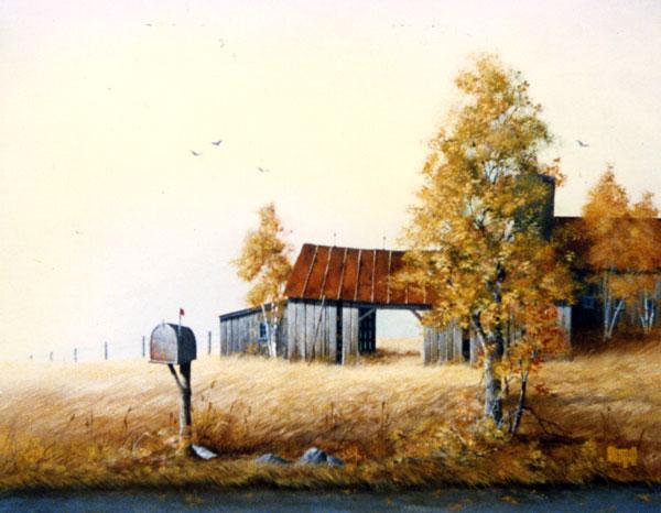 Autumn Post