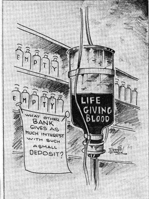 Life Giving Blood