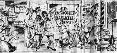 Old Fashioned Bargain Days